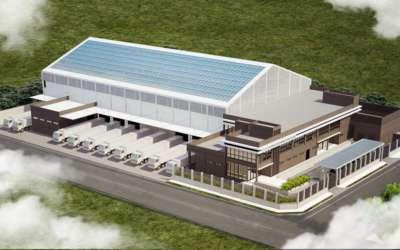 New Hamburg Trading Corporation Facility Now in Santa Rosa, Laguna