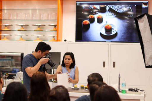 Food Styling and Photography with Jar Concengco and Tina Concepcion Diaz