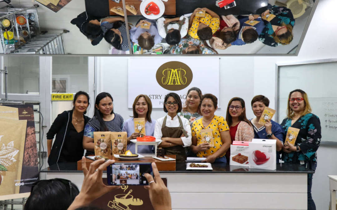 The Bakers' Canvas goes to Davao!