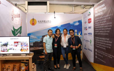 HAMBURG Trading and KESSLER'S at the Bakery Fair 2019