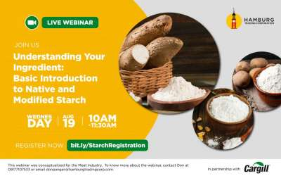 FREE WEBINAR: Understanding Your Ingredient
